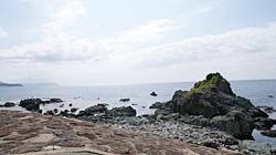 奥能登の海岸